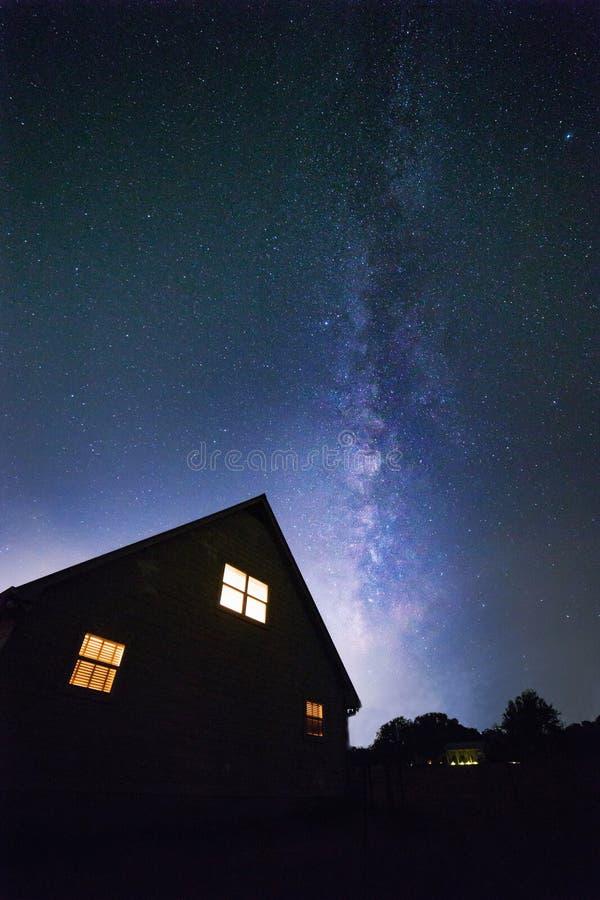 Blue Galaxy Sky Free Public Domain Cc0 Image