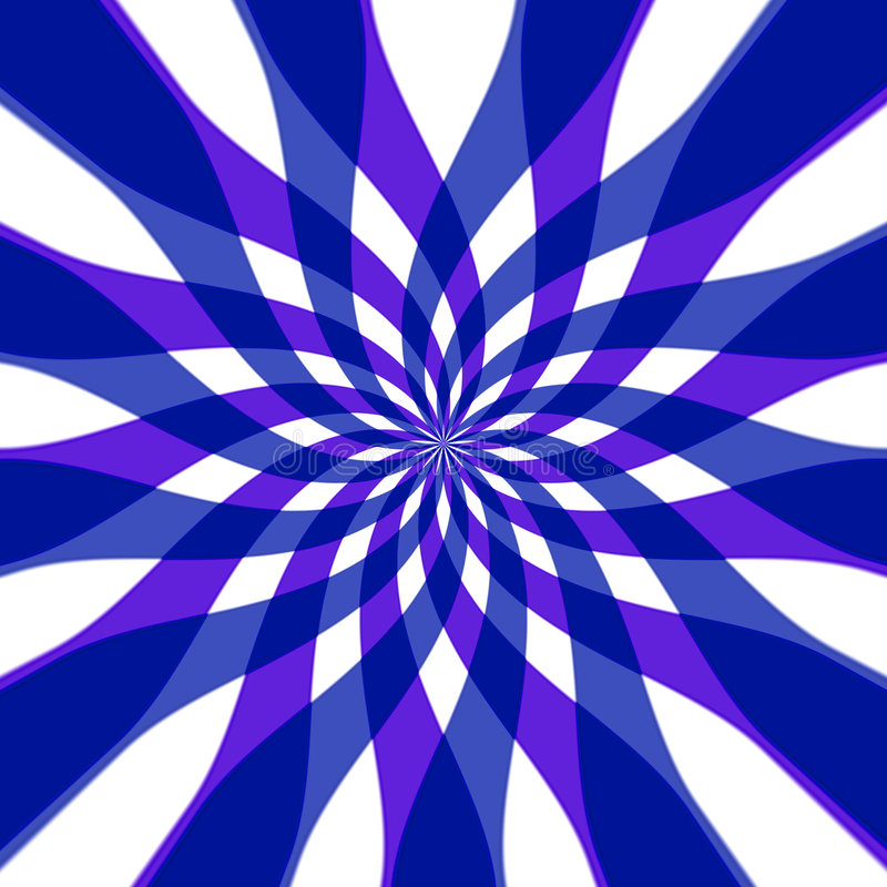 Free Blue Geometry Stock Image - 5771771