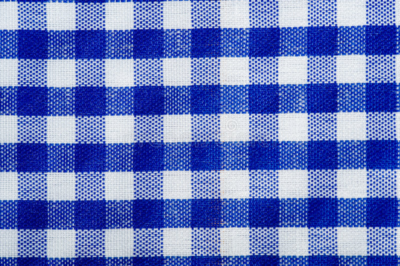 Download Blue Gingham Background stock image. Image of tablecloth - 5114759