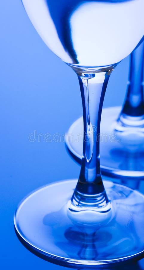Download Blue Glass stock photo. Image of beverage, freshness, commercial - 8139976