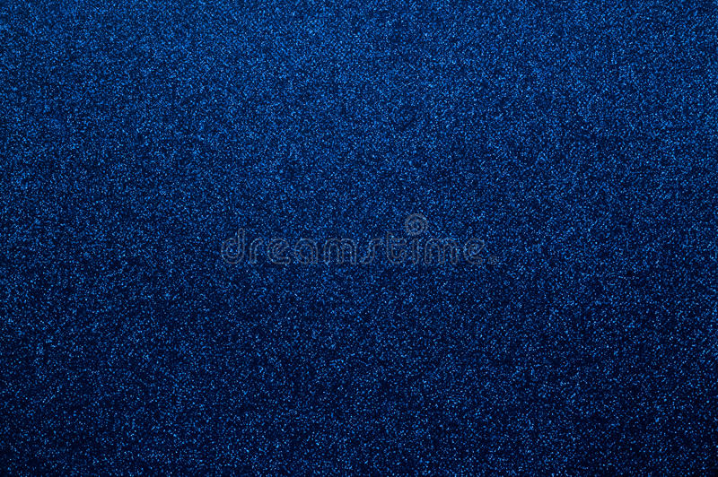 Blue glitter background. Photo take on 2016 stock image