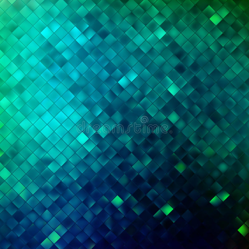 Free Blue Glitters On A Soft Blurred Background. EPS 10 Stock Image - 32949871