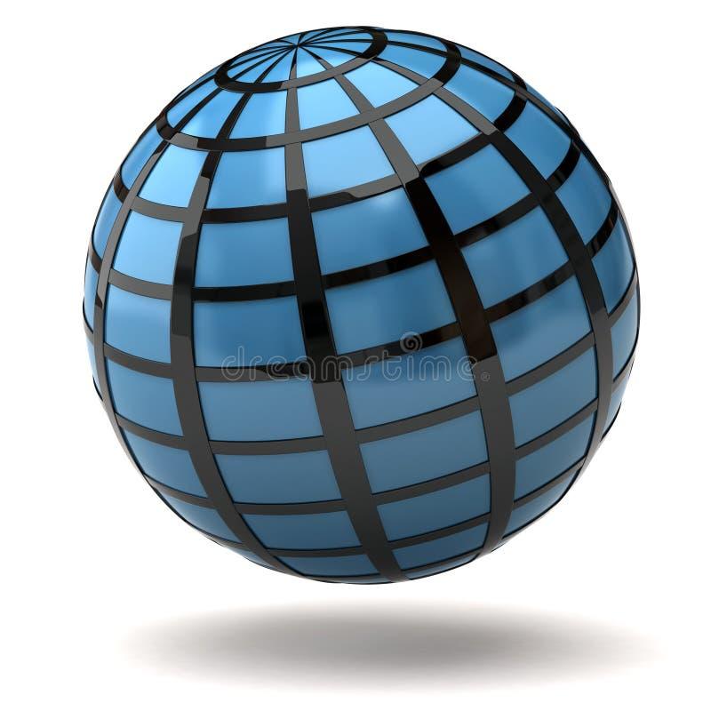 Free Blue Globe Stock Images - 13605404