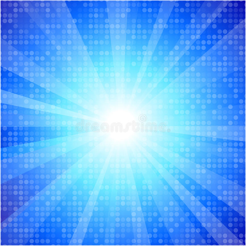 Download Blue Glow Background Royalty Free Stock Photography - Image: 12393537