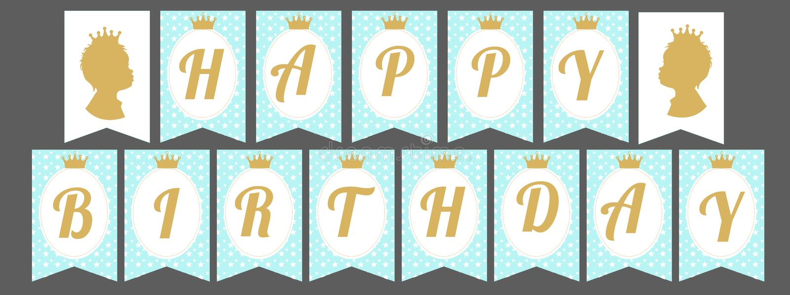Happy Birthday Letter Template from thumbs.dreamstime.com