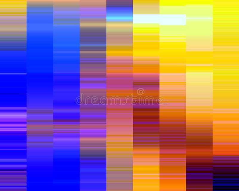 Blue gold yellow background, colors, shades abstract graphics. Abstract background and texture. Blue gold yellow background, lights, lines background, lights and vector illustration