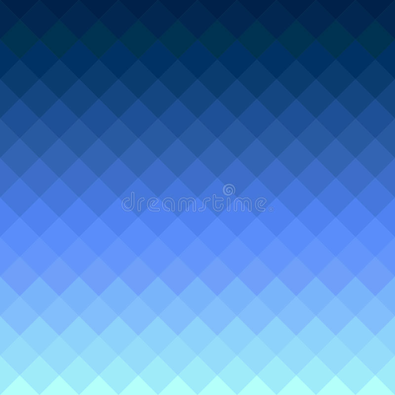 Download Blue Gradient Contour Abstract 3d Geometrical Cubes Seamless Pattern Background For Wallpaper
