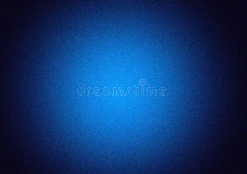 Blue gradient textured background design for wallpaper stock illustration