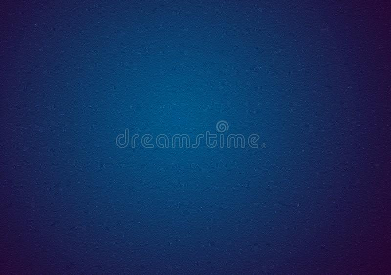 Blue gradient textured background wallpaper royalty free stock photography