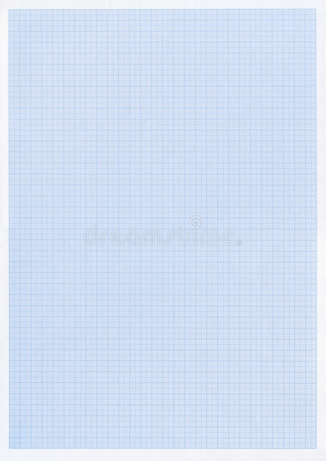 Download Blue Graph Or Grid Paper Royalty Free Stock Photo - Image: 15803965