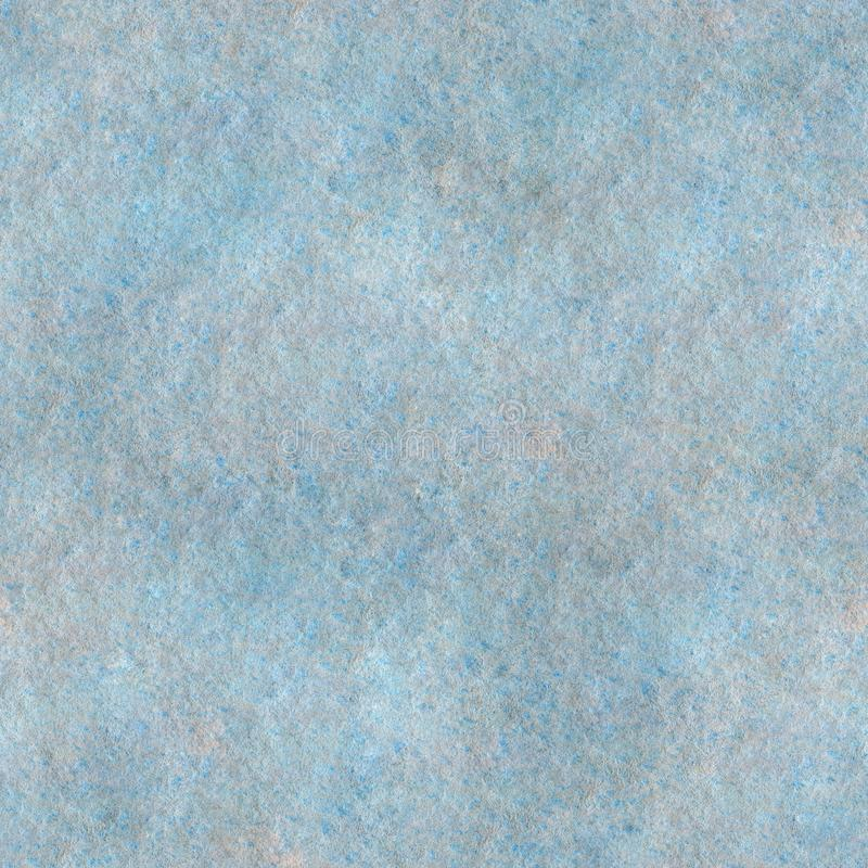 Watercolor blue textured seamless pattern royalty free stock images