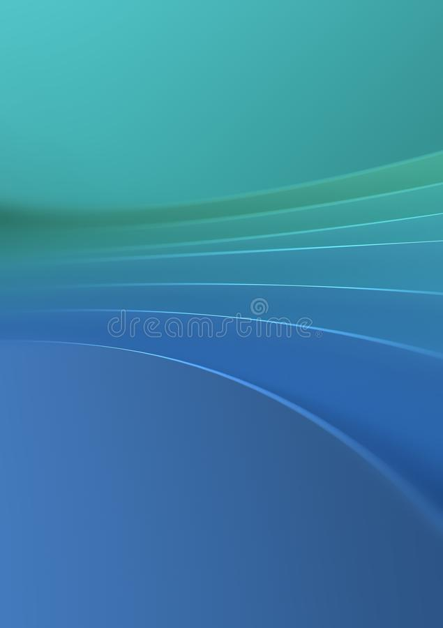 Free Blue Green Background Stock Image - 144155821