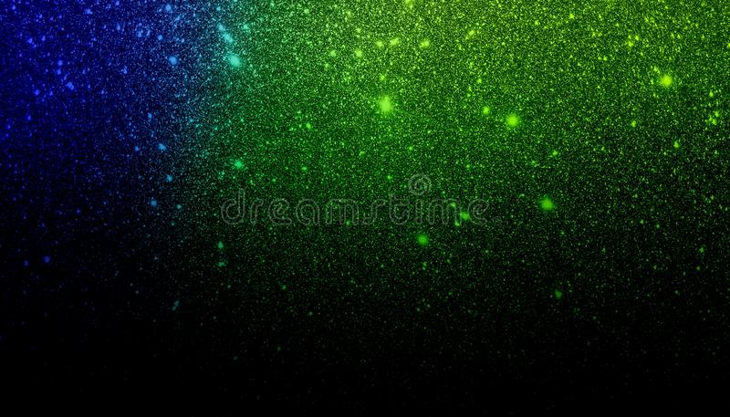 Blue green and black shaded glitter textured background. wallpaper. royalty free stock photo