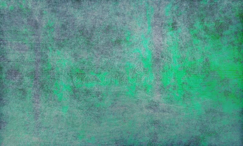 Blue green and gray grunge background with old vintage distressed texture and scratched messy and dirty style abstract design, rus stock photo