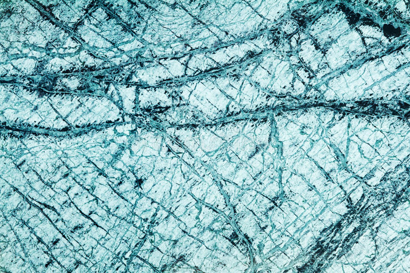 Blue or green marble texture background, abstract background pat stock image