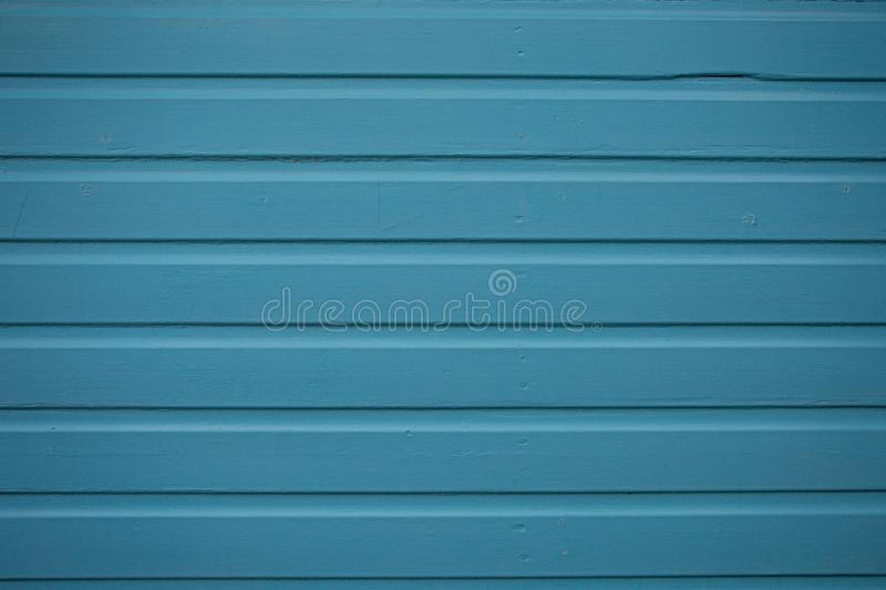 Blue/green wood texture background with natural patterns. Floor, laminate. royalty free stock image