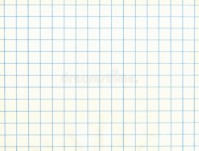 Blue Grid Stock Photography