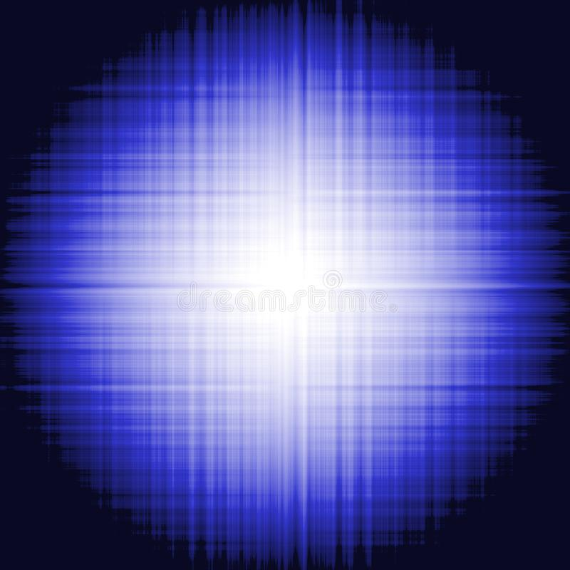 Blue Grid Abstract stock photos
