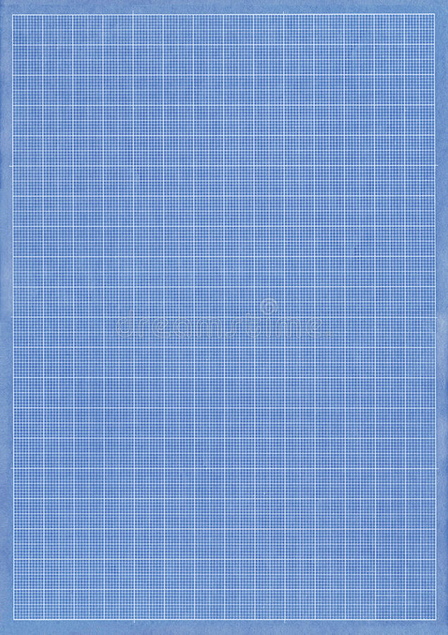 Free Blue Grid Paper Stock Photo - 15808330