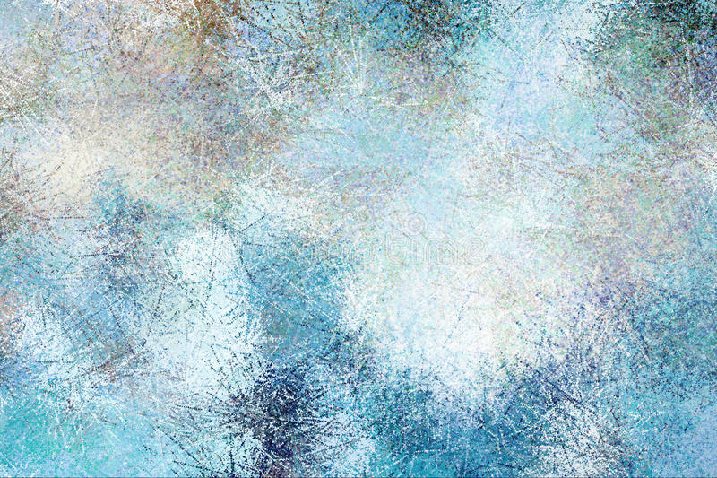 Blue grunge texture royalty free illustration