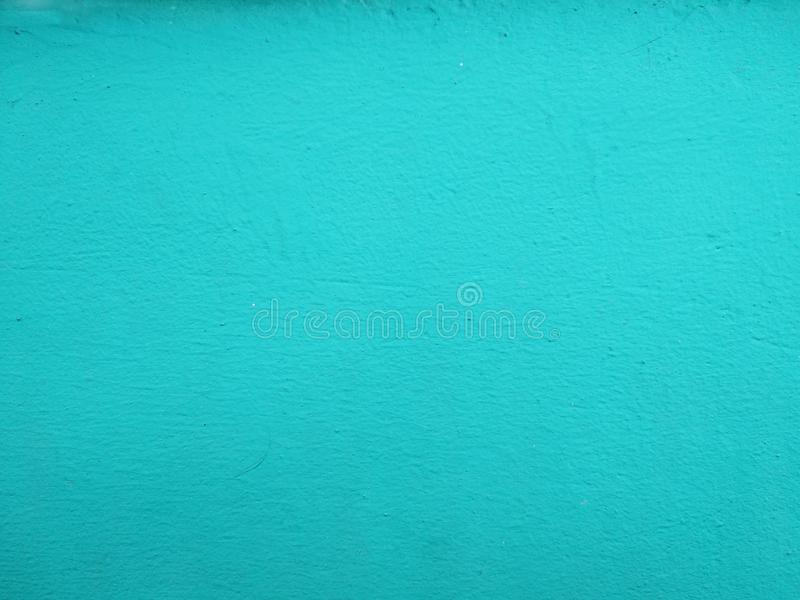 Blue grunge wall, highly detailed textured background abstract royalty free stock photography