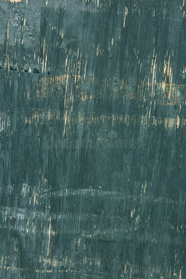 Blue grunge wood background royalty free stock photography
