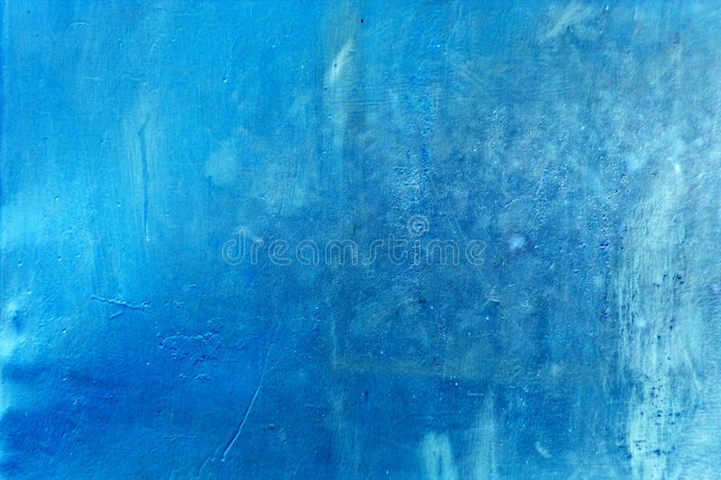 Blue grungy background stock photos