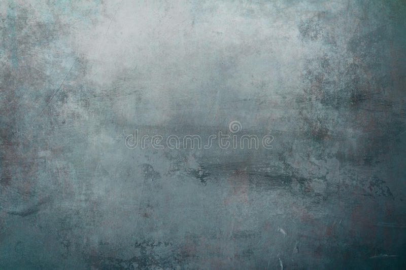 Blue grungy background. Pale blue grungy background or texture royalty free stock photos
