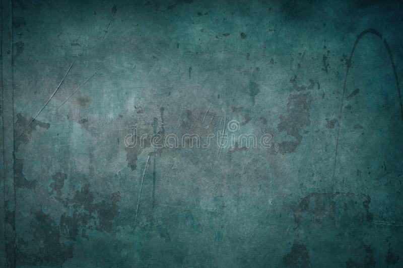 Blue grungy background. Or texture royalty free stock photos