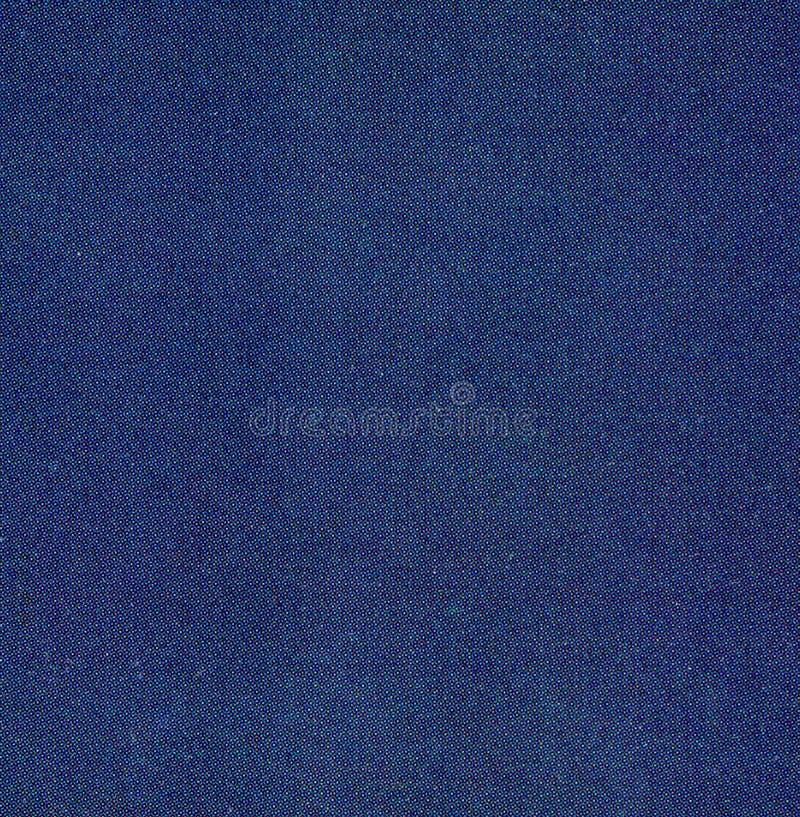 Blue halftone print texture background. Blue halftone print texture useful as a background stock photography