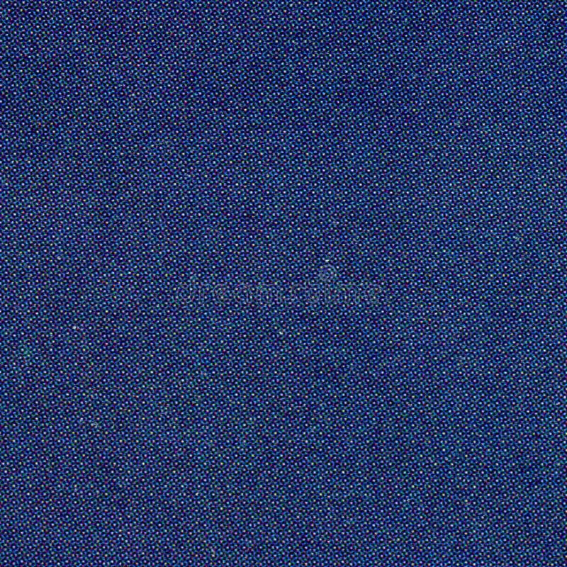 Blue halftone print texture background. Blue halftone print texture useful as a background royalty free stock photo