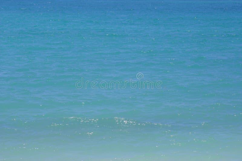 blue Hawaii wody oceanu zdjęcia stock