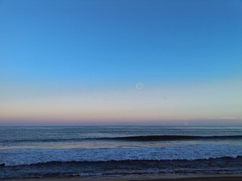 blue horizon zdjęcie royalty free