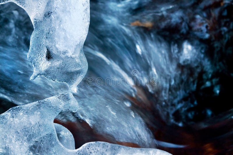 Blue Ice stock photos