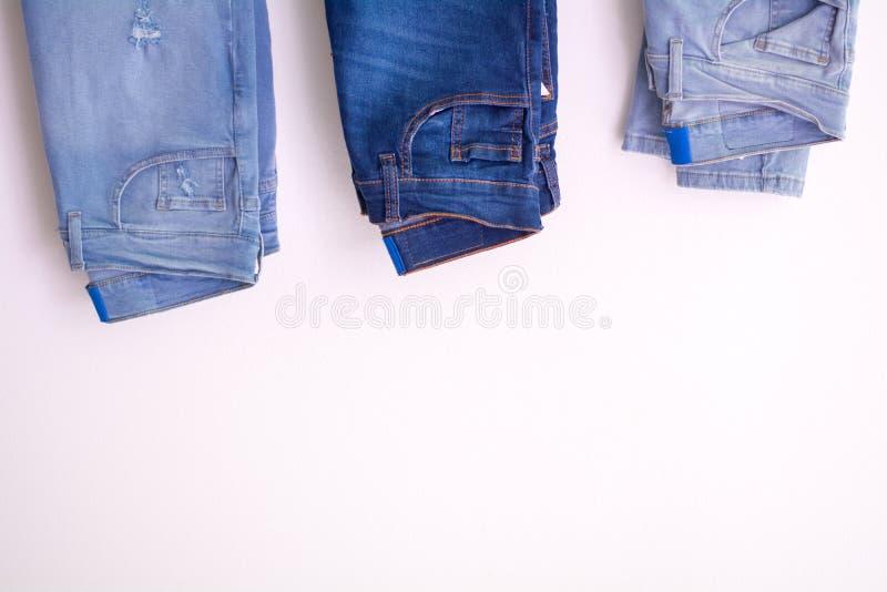 Blue Jeans arkivfoton