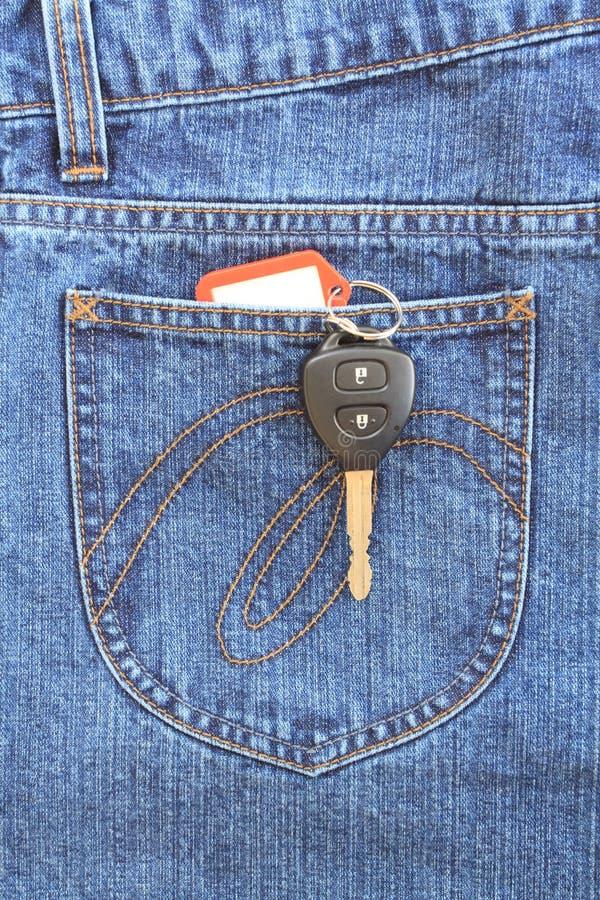 Blue jeans fotografia stock