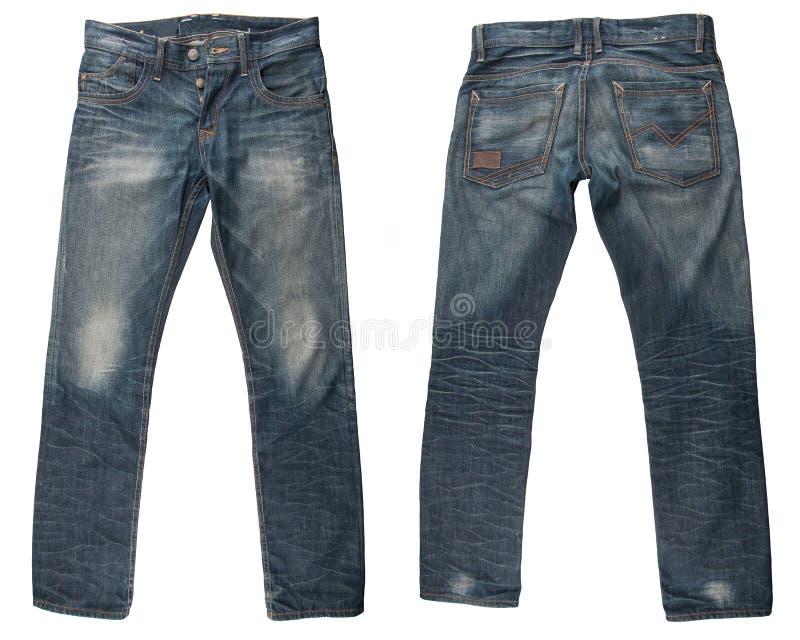 Blue Jeans lizenzfreie stockbilder