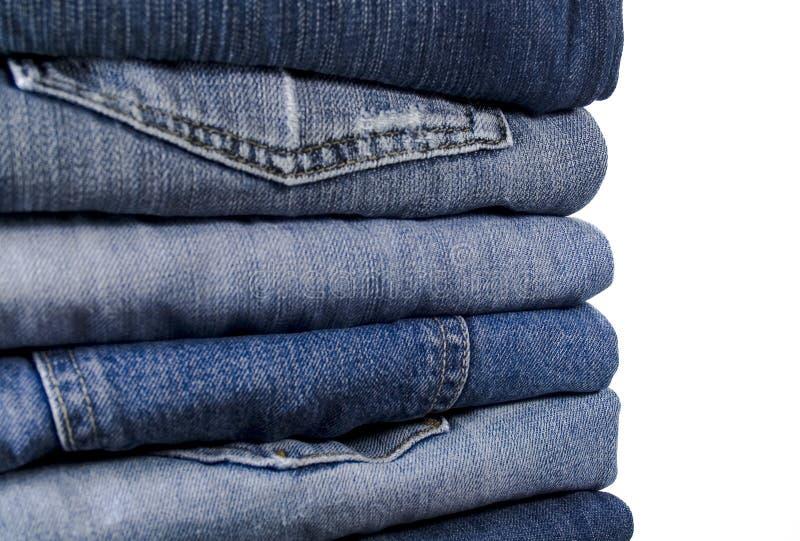 Blue Jeans stockbilder