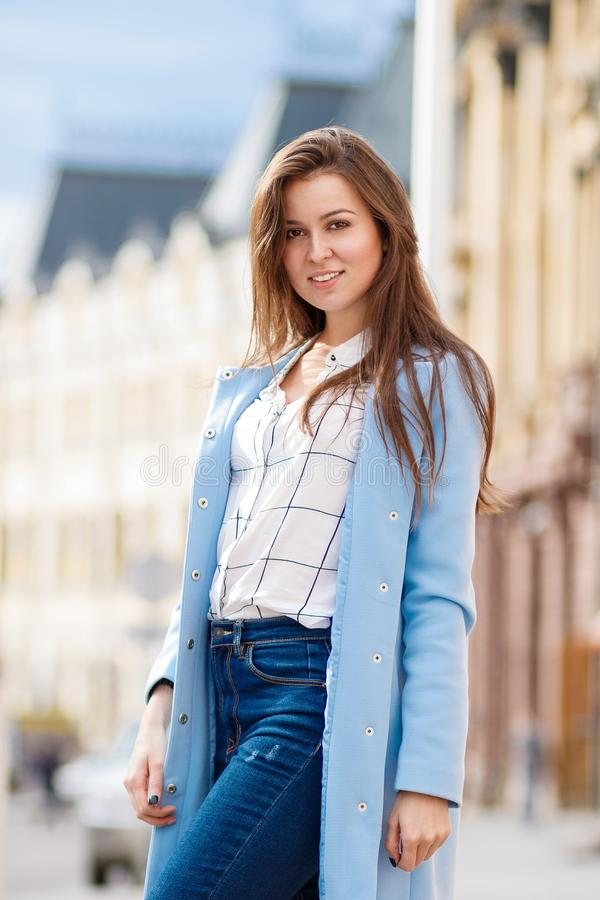 Blue, Jeans, Beauty, Denim royalty free stock images
