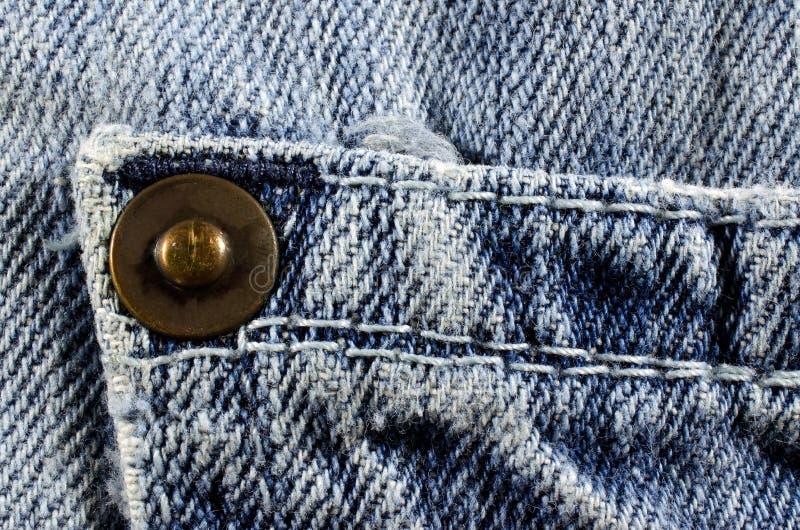 Download Blue Jeans Pocket stock image. Image of pants, plain - 24284473