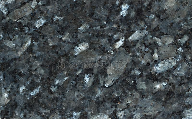 Blue labradorite granite background texture royalty free stock images