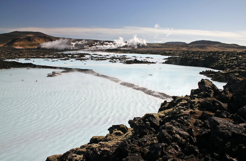 Download Blue Lagoon Royalty Free Stock Photo - Image: 1700445