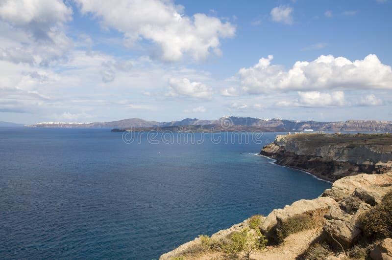 Download Blue lagoon stock photo. Image of pasture, santorini - 21407336
