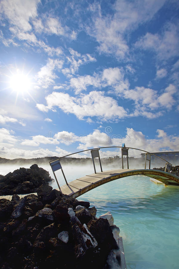 Download The Blue Lagoon stock photo. Image of balneotherapy, hydrotherapy - 24820860