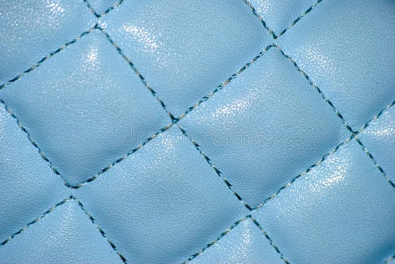 Download Blue leather texture stock photo. Image of blue, industry - 11802334