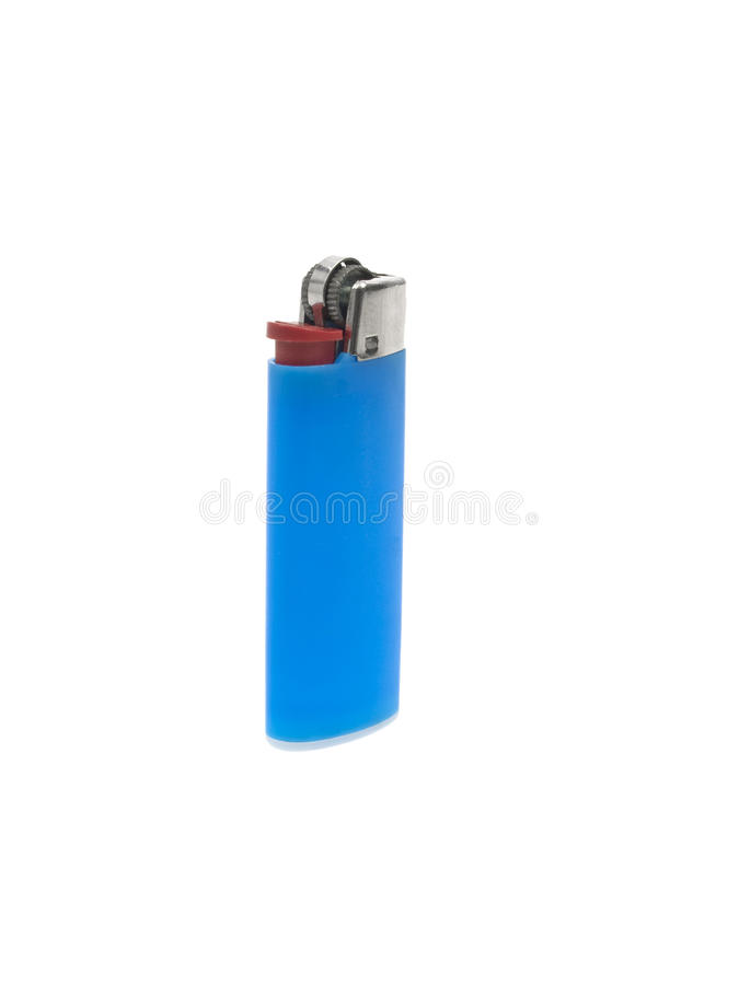 Download Blue Lighter Stock Photography - Image: 11168192