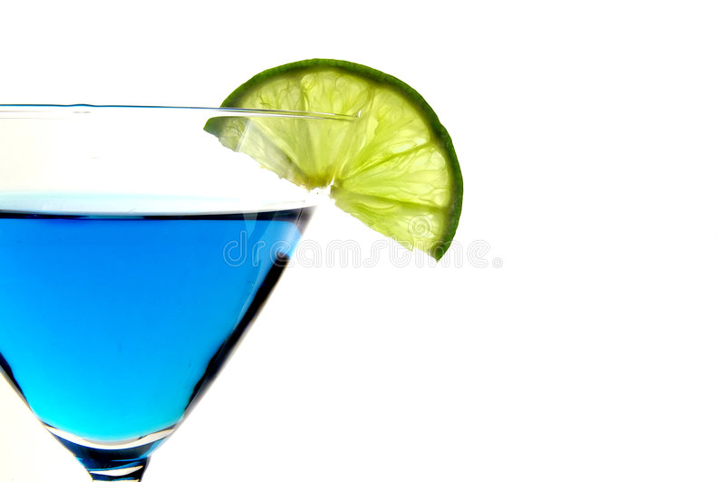 Download Blue and lime stock image. Image of expensive, flavor - 1721521