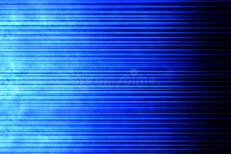 Blue Linear Background stock photography
