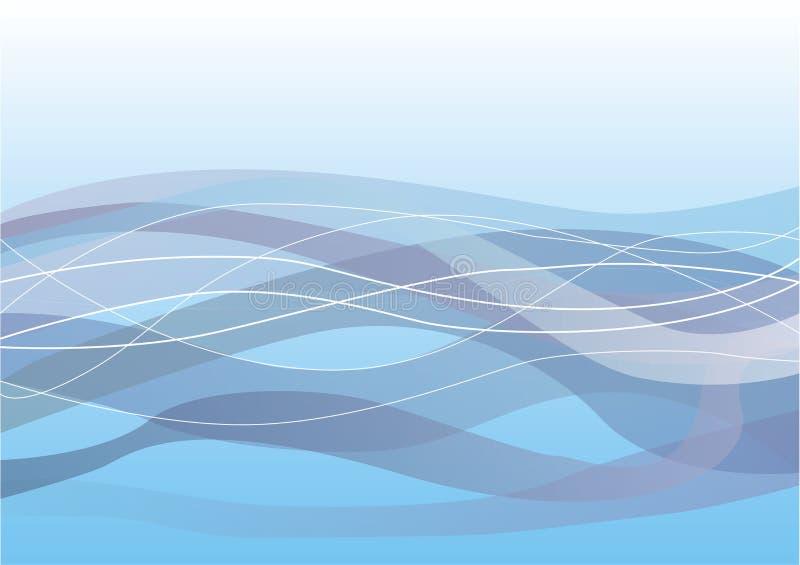 Download Blue linen stock illustration. Image of modern, business - 12944066
