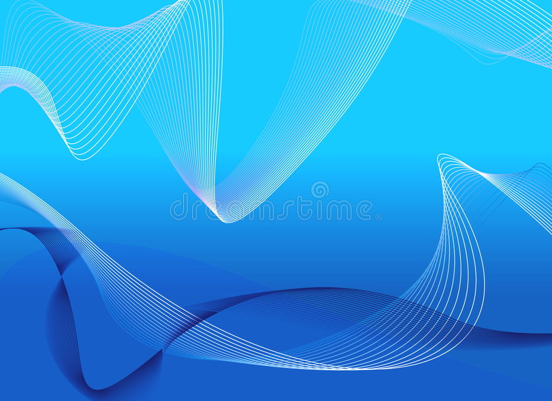 Download Blue Lines Stock Image - Image: 1715681